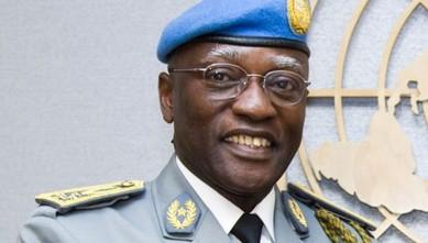 Général Babacar Gaye,Chef de la MINUSCA
