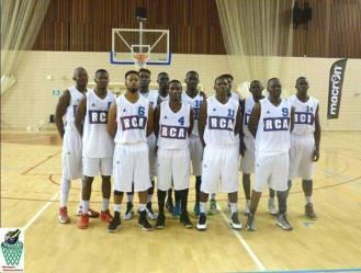 Fauves de Bas-Oubangui, équipe de la République Centrafricaine