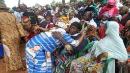 Les femmes musulmanes et-chretiennes de Centrafrique